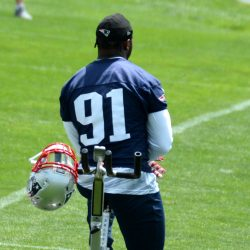 Patriots Fourth And Two Podcast With Miguel Benzan: Why the Pats Will Need To Create More Cap Space And How They Can Do So