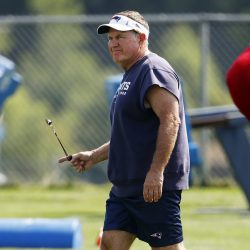PHOTO: Bill Belichick Enjoying Training Camp In West Virginia