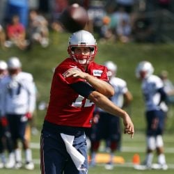 Patriots Training Camp Day 1 Observations: Baby Steps