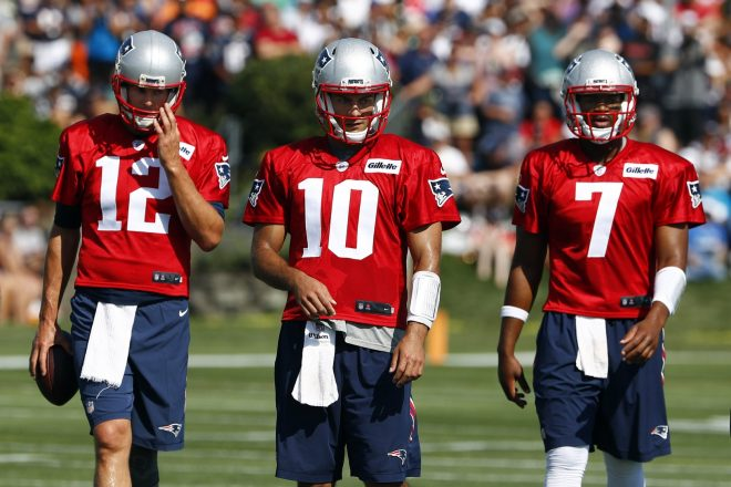 "VIDEO: ""New England Patriots, Meet Your New Quarterback"""