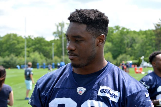 Geneo Grissom Looking to be as Versatile as Possible