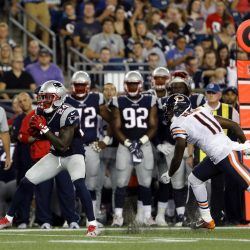 10 Patriots Players Who Stepped Up Against the Bears