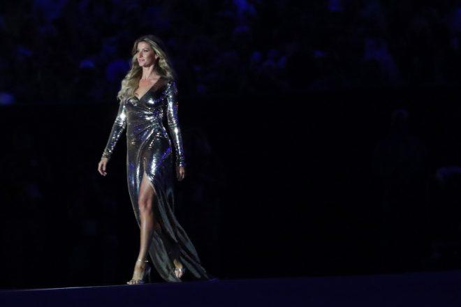 "Brady on Gisele's Opening Night Walk in Rio: ""She's an amazing woman"""