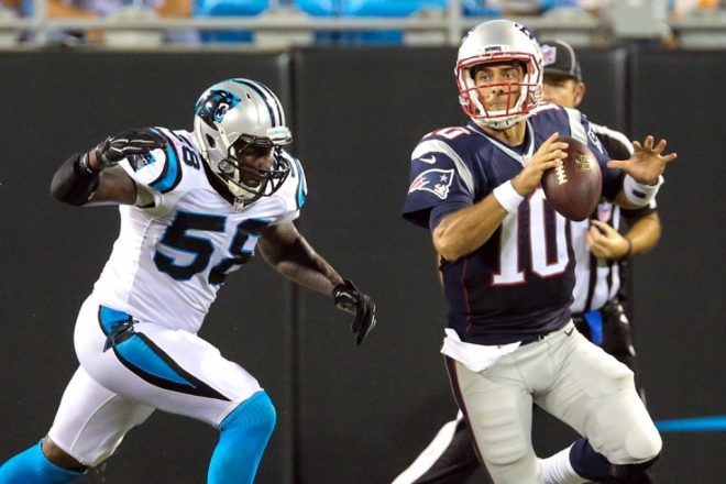 Thursday Daily Rundown 9/8: New England Patriots News and Notes