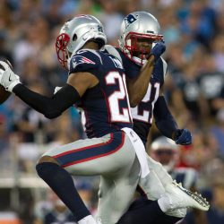 Eight Patriots Who Stepped Up Friday Night vs Panthers