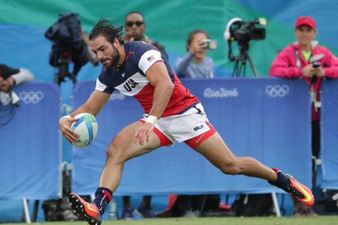 Olympian Nate Ebner Rejoins Patriots