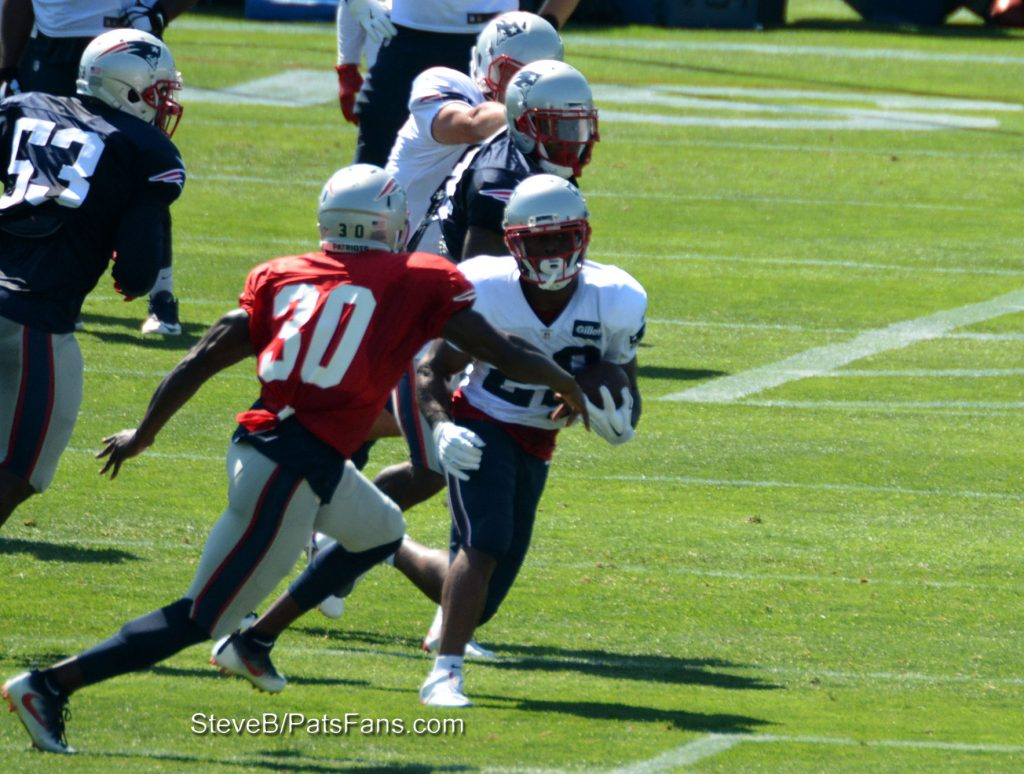 James White can't escape from Harmon