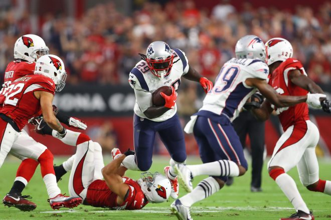 Film Review, Patriots Targeting Williams Early Forced Change