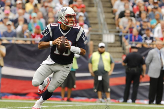 VIDEO: Jimmy Garoppolo Throws His First TD For the 49ers