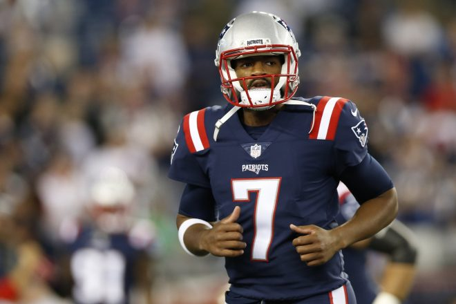 "VIDEO: McCourty Twins Interview With Jacoby Brissett On ""Double Coverage"" Podcast"