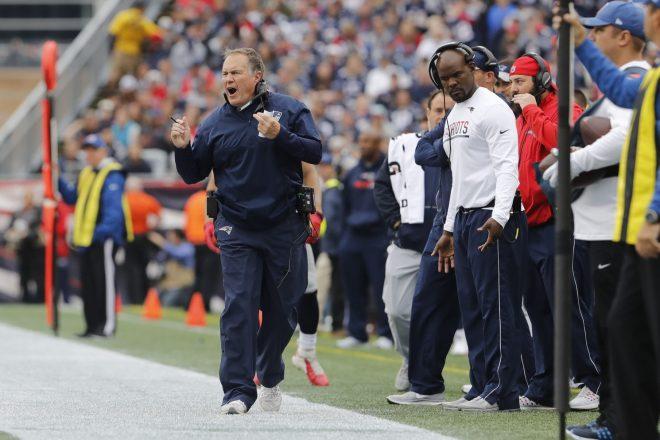 Week 4 Patriots Report Card, Team Flatlines in Loss to Buffalo