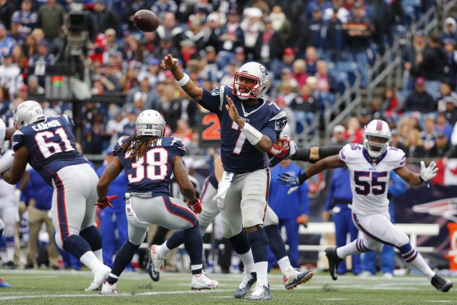 Brissett Learns the Hard Way, Winning in the NFL Isn't Easy