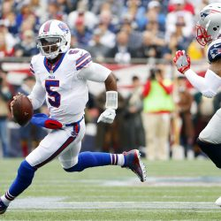 Patriots 2016 Opponents, Bills Are Coming in Banged Up