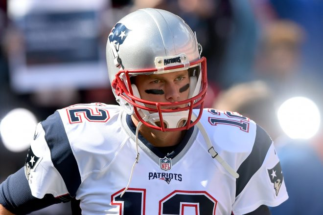 Tom Brady Posts Facebook Photo In Route To New York
