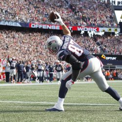 Second Half Surge Catapults Patriots Past Bengals
