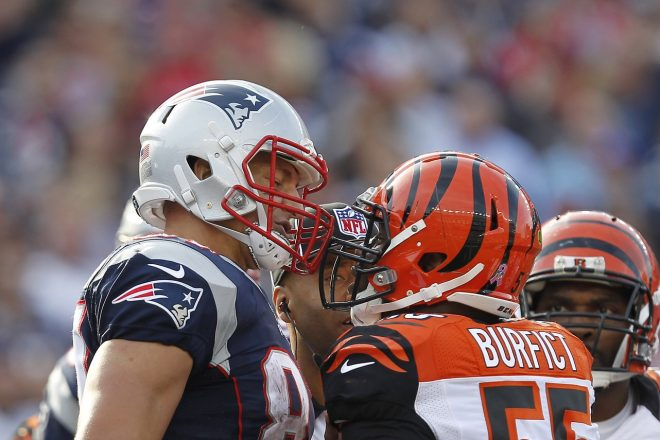 REPORT: Gronkowski and Blount Join Edelman By Receiving Fines