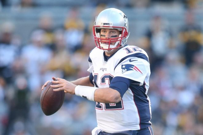 Brady Lighting Things Up So Far Through Three Games