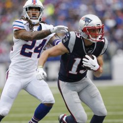 Week 8 Patriots Report Card, 41-25 Win Over Buffalo