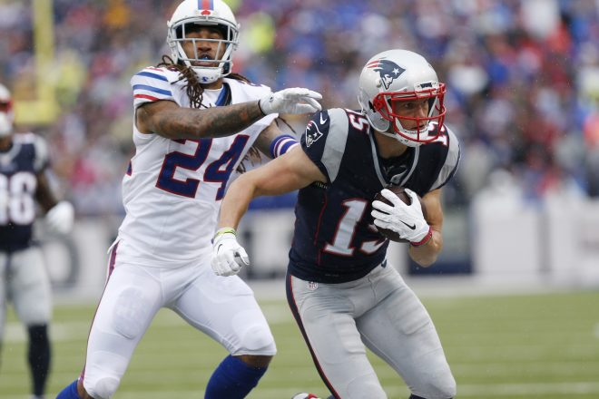 """PHOTO: Chris Hogan Reflects Back On NFL Rise In """"Throwback Thursday"""" Post"""