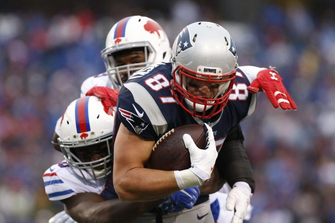 Podcast: Can The Patriots Move On From The Rob Gronkowski Injury?