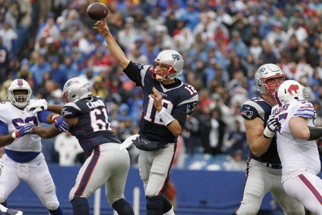 Patriots Exact Revenge Of The Bills