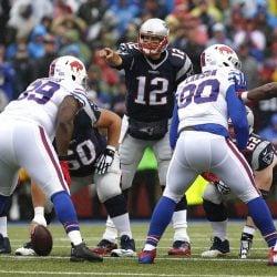 With Brady Back, Buffalo Got Knocked Back to Reality