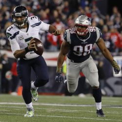 Patriots Stopped Short, Seahawks Take Away SNF Win