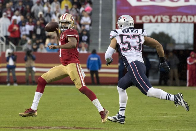 Week 11 Patriots Report Card, 30-17 Win Over the 49ers