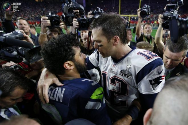 VIDEOS: The Best Of Tom Brady Mic'd Up And A Thank You From The Patriots