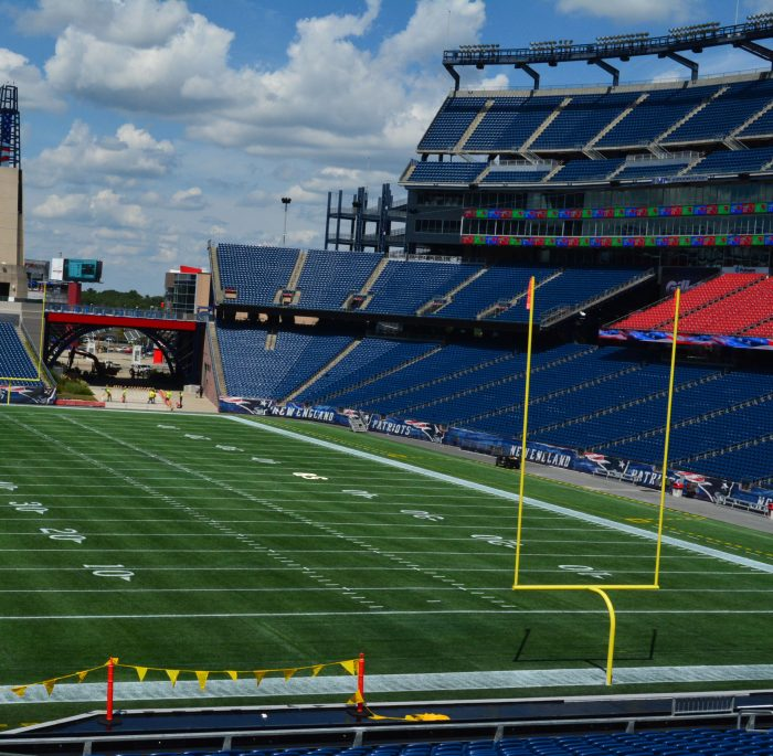 Patriots Offering Free Parking To All Home Games In 2020