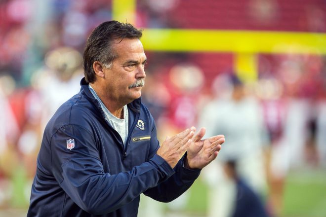 Jeff Fisher Proves Why Rams Should Just Fire Him Right Now