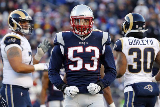 New England Patriots Training Camp Primer – Linebackers