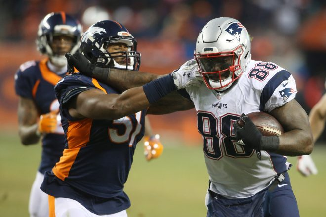 ICYMI PHOTOS: Martellus Bennett Reflects Back On Super Bowl LI Championship