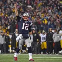 VIDEO: Take A Look At Every Tom Brady Postseason Touchdown