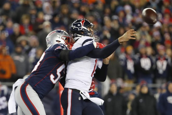 McClellin Setback Another Big Blow for the Patriots Defense