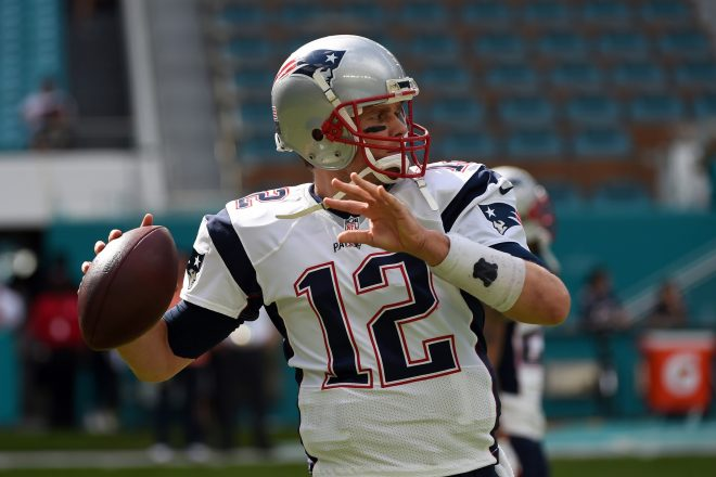 ICYMI PHOTO: Tom Brady Shares Happy Birthday Wish To Eldest Son