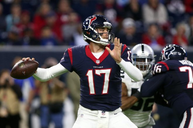 Patriots Playoff Opponents, Five More Texans Impressions