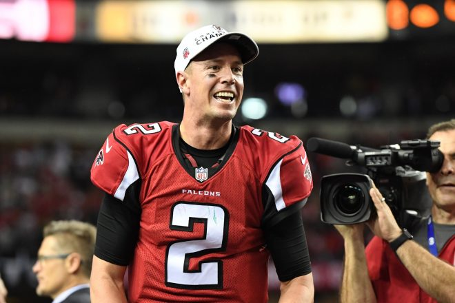 Podcast: Falcons vs. Patriots Preview