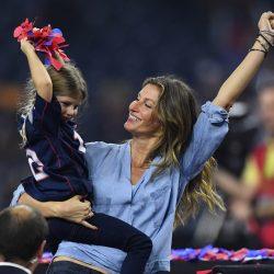 PHOTOS: The Patriots Celebrate International Women's Day