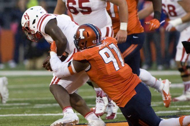 Patriots Draft Profile: Illinois DE Dawuane Smoot