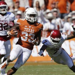 Patriots Draft Profile: Texas RB D'Onta Foreman