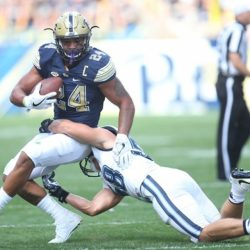 New England Patriots Draft Profile Pitt RB James Conner