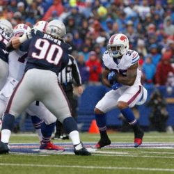 Patriots Get Their Man Again From Buffalo, Gillislee Now a Pat