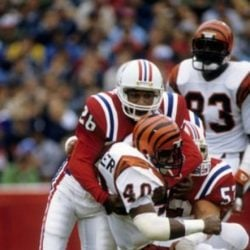 Raymond Clayborn to be honored today at Gillette Stadium