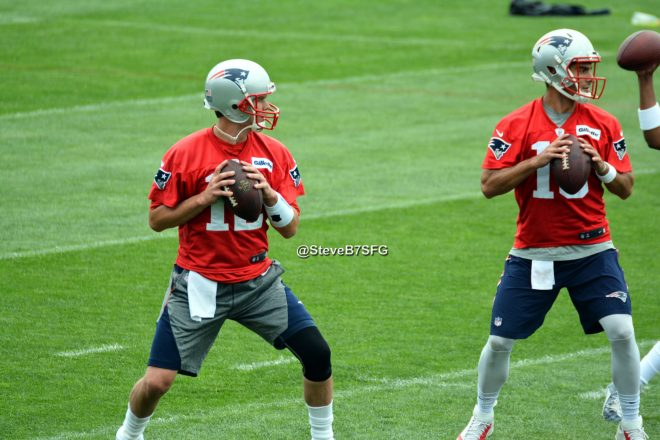 Patscap Podcast: Do I Care About The Patriots Possibly Going 19-0 This Season?
