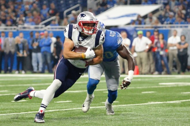 Are You Ready For Some Football? Patriots Dominate Early In Win Over Detroit