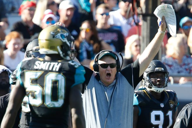 """OPPONENT VIEW: For the Jags, """"Work Was Outstanding"""""""