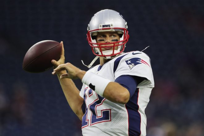 PHOTOS: Tom Brady And Von Miller Ready To Face Off On Sunday