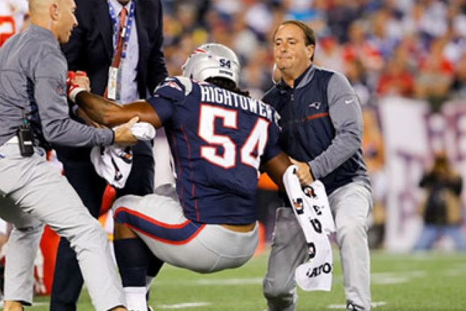 Post Draft Reactions: But What About the Patriots Defense?