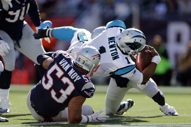 PHOTO: Kyle Van Noy Thanks New England Following Signing With Miami